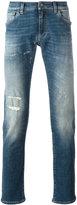 Dolce & Gabbana distressed jeans - men - Cotton/Spandex/Elastane - 50
