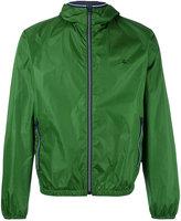 Fay hooded anorak jacket