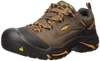 Keen Men's Braddock Low Soft-Toe Work Boot