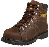 "Caterpillar Men's Silverton 6"" Steel Lace-To-Toe Work Boot"