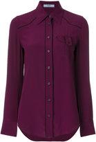 Prada fitted silk shirt
