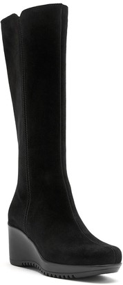 La Canadienne Garison Waterproof Suede Boot
