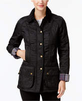 Barbour Beadnell Polar Quilted Coat