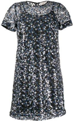 MICHAEL Michael Kors Sequinned Mini Dress