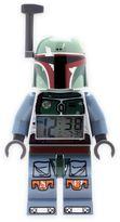 Lego Star Wars® Boba Fett Minifigure Alarm Clock