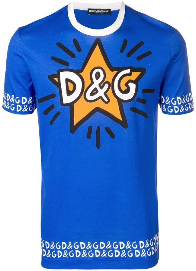 eb4ddd8c Dolce And Gabbana Print Shirt - ShopStyle