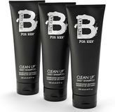 Tigi Bed head b by 3-pk. for men clean up daily shampoo set