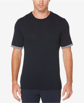 Perry Ellis Men's Textured Knit Shirt