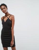 Wal G Double Strap Cami Dress