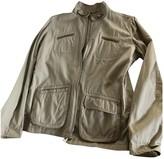 Fay Beige Cotton Jacket for Women