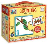 Eric Carle BePuzzled® The Very Hungry CaterpillarTM 26-Piece Counting Floor Puzzle