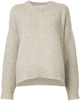 Studio Nicholson V-neck knitted top