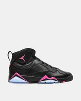 Jordan Girl's Grade School Air 7 Retro (Black | Hyper Pink)