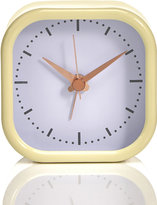 Marks and Spencer Round Square Alarm Clock