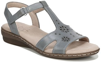 Soul Naturalizer Brio Leather Slingback Sandal - Wide Width Available