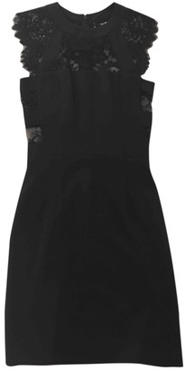 The Kooples Navy Lace Dress for Women