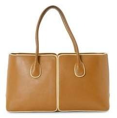 Tod's Vintage Leather Top Handle Bag