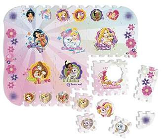 tatamiz ttmz212 Princess Foam Mat Puzzle, 12 Pieces