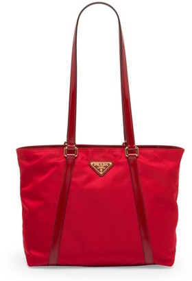 Prada Small Nylon Shopper