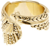 House Of Harlow Angel Wing Wrapped Ring - Size 7