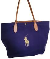 Polo Ralph Lauren Purple Cloth Handbags