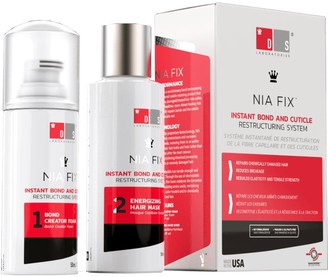 DS Laboratories Nia Fix Instant Bond And Cuticle Restructuring System