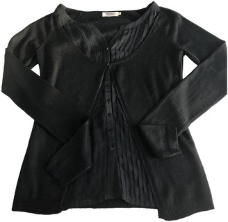 Comptoir des Cotonniers Black Silk Knitwear for Women