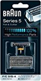 Braun F/C51S-4 Series 5 Foil And Cutter Replacement Pack