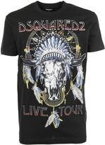 DSQUARED2 Live Tour T-shirt