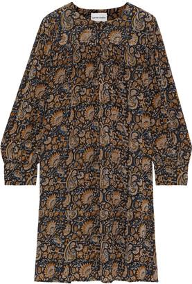 Antik Batik Khero Printed Voile Dress
