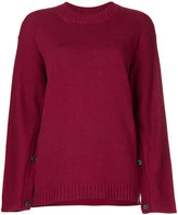Ports 1961 button fastening jumper