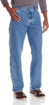 Wrangler Authentics Men's Big and Tall Classic Carpenter Jean