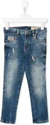 Diesel Babhila-J slim-fit jeans