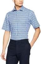 Seidensticker Men's Modern Passform Bügelfrei Business Shirt