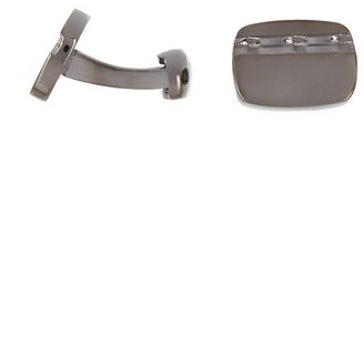 Hickey Freeman Rounded Square Cuff Links