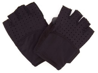 Café Du Cycliste Summer Cycling Gloves - Black