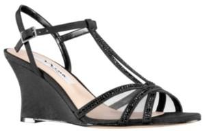 Nina Viveca Wedge Sandals Women's Shoes