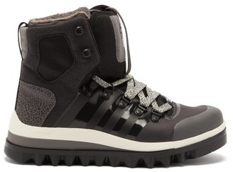 adidas by Stella McCartney Eulampis Fleece-lined Snow Boots - Black