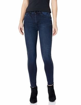 DL1961 Women's Womens-Farrow Ankle-High Rise Instasculpt Skinny Jeans