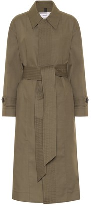 AMI Paris Cotton-blend coat