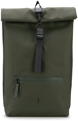 Rains Roll-Top Backpack