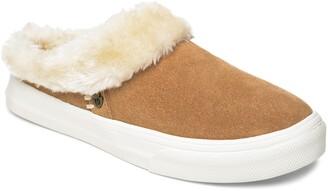 Minnetonka Windy Faux Fur Sneaker