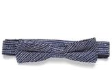 Simon Carter Rattan Wave Bow Tie