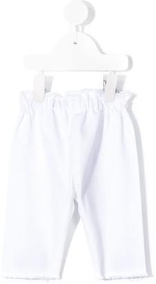 Il Gufo Paperbag Waist Jeans