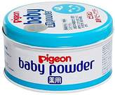 Pigeon Baby Powder Powder 150 G. Blue Can by