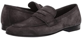 To Boot Enzo (Grey Suede) Men's Shoes
