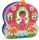 Djeco Toddler Girl's Wooden Magnetics Carossimo Play Set