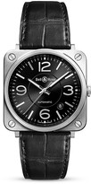 Bell & Ross BR S Officer Black Watch, 39mm