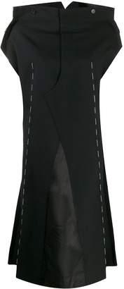 Maison Margiela stitch-detail shift dress