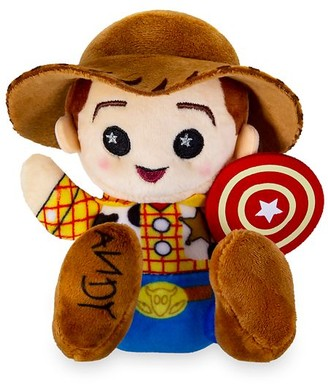 Disney Woody Parks Wishables Plush Toy Story Mania! Series Micro Limited Release